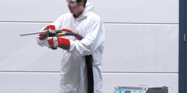 Blast Cleaning Services - Equipment Hire & Training | Dry Ice UK